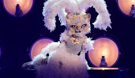 'The Masked Singer': Jackie Evancho Dishes on 'Sultry' Kitty Costume and 'Shedding' Expectations (Exclusive)