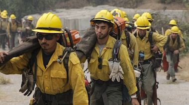 Fire risk returns to Southern California as Santa Ana winds are forecast for Thanksgiving weekend