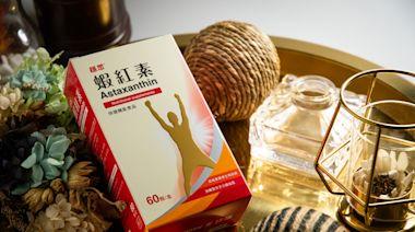 保健食品跨界米其林 JE Kitchen讓蝦紅素化身美饌