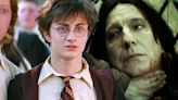 Snape's Line About Harry Potter's Eyes Is No Plot Hole