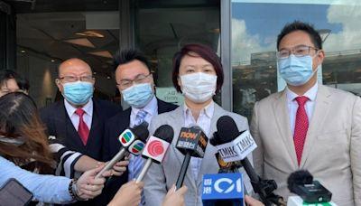 信報即時新聞 -- 李慧琼:相信當局對議員過去言行有合適掌握