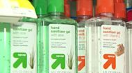 New warnings about hand sanitizer