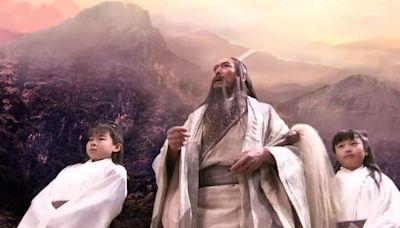 金頂大仙一道家神仙為啥能盤問觀音菩薩西天取經時間?他身份特殊