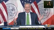 New Yorkers Say Mayor Bill De Blasio Seems More Relaxed