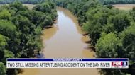 3 dead, 2 missing after family tubing on North Carolina river goes over dam
