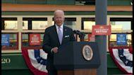 President Joe Biden visits New Jersey today