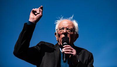 Bernie's Tax-the-Rich Bluff Just Got Called by His Fellow Dems