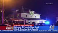 3 Killed, 2 Wounded In Kenosha Bar Shooting; Shooter At Large