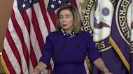 There shouldn't be presidential debates: Pelosi