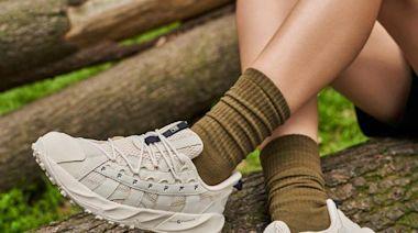 超火的山系潮鞋你還不知道?FILA山系新品又潮又酷又有范兒