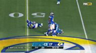 D'Andre Swift's most impressive plays vs. the Rams Week 7