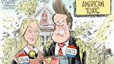 Andy Marlette: Disgraced Congressman Matt Gaetz didn't show up for Escambia's celebration