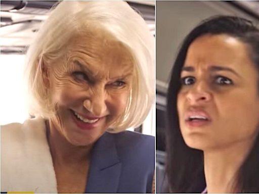 Sarah Cooper And Helen Mirren Recreate Donald Trump's Infamous 'Access Hollywood' Tape