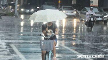 西南氣流蓄勢待發!「首波降雨高峰」時間曝 各區雨勢一覽