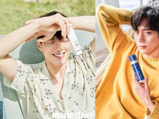 張基龍、金永大都是保養控!夏日型男保養學韓國歐巴這一招,毛孔、粉刺、痘痘GET OUT!