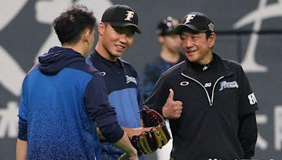 王柏融、大谷翔平都在他任內加盟 日本火腿監督栗山英樹卸下10年兵符 | 蘋果新聞網 | 蘋果日報
