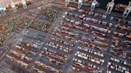 Harbor Trucking Association CEO on the supply chain backlogs