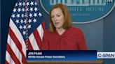 Jen Psaki Questioned on Whether Biden Administration Should Give Trump More Credit for Vaccines