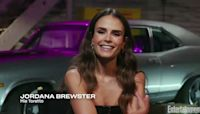 Jordana Brewster on How 'Bittersweet' It Is Now to Reference Paul Walker's Character in 'The Fast Saga'