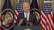Biden announces certain Americans who got the Pfizer vaccine can receive boosters