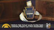 Baldwin High School Celebrates Hockey Team