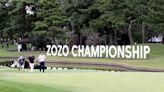 Zozo Championship second-round tee times, TV info