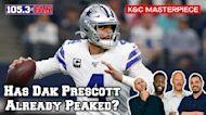 What Is Dak Prescott's Ceiling?