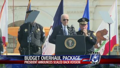 Biden's social spending package will be notably trimmed