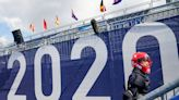 The Latest: Olympic map changed after Ukraine protests