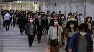 疫情再起日本新增6242例確診...本月累計4日破6000例