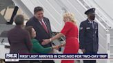 First lady Dr. Jill Biden visiting Chicago for 2-day trip
