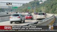 Bipartisan Senators Reach Tentative Plan On Infrastructure