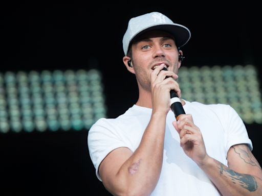 Max George reveals he suffered first mental health breakdown when The Wanted hit number one