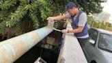 守護南市水質 環保局設置移動式水質感測器奏功