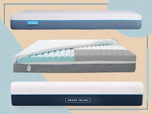 Best mattress 2021: Memory foam, pocket sprung and hybrid mattresses reviewed
