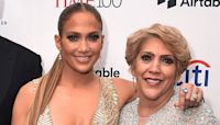 Jennifer Lopez's Mom Breaks Out Amazing Dance Moves on Stage for 74th B'Day
