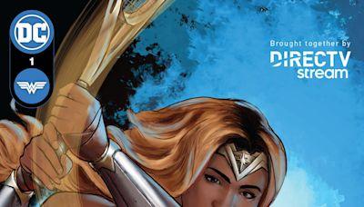 DC Comics Brings Wonder Woman and Serena Williams Together in New Comic