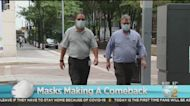 CDC Updates Mask Guidance