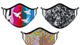 These Popular Face Masks Got a Special Design Makeover by 4 World-Renowned Artists