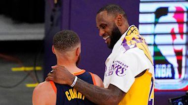 NBA/傳詹姆斯招募柯瑞 勇士老闆:一點也不擔心