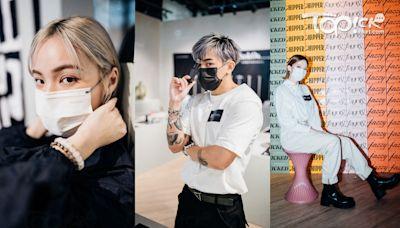 【繁而美的距離】林若寧+威洪合製限定產品 Tyson+黃芷晴+Jer女友親臨賀口罩品牌一周年 - 香港經濟日報 - TOPick - 娛樂