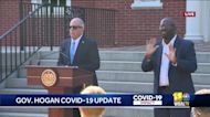 Raw: Hogan announces lifting of COVID-19 restrictions