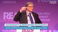 Bill Gates Stepped Down from Microsoft Board After Investigation of Affair with Employee: Report