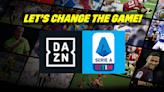DAZN con il digitale terrestre, dallo streaming al segnale DVB-T2, la Serie A è garantita