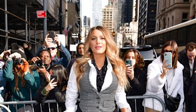 Photo of Blake Lively's daughters removed from Instagram after she calls it 'disturbing'