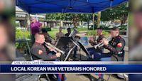 Local Korean War Veterans honored in annual ceremony