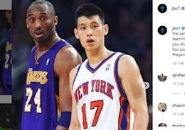 林書豪悼念Kobe 走的太匆匆