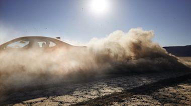 Subaru再度釋出新WRX預告! 鹽灘地中起舞展示剽悍越野性能
