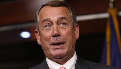 Former House Speaker John Boehner's Autobiography Debuts at No. 1 on NY Times Best Sellers List