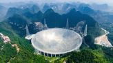 China's FAST telescope could detect self-replicating alien probes